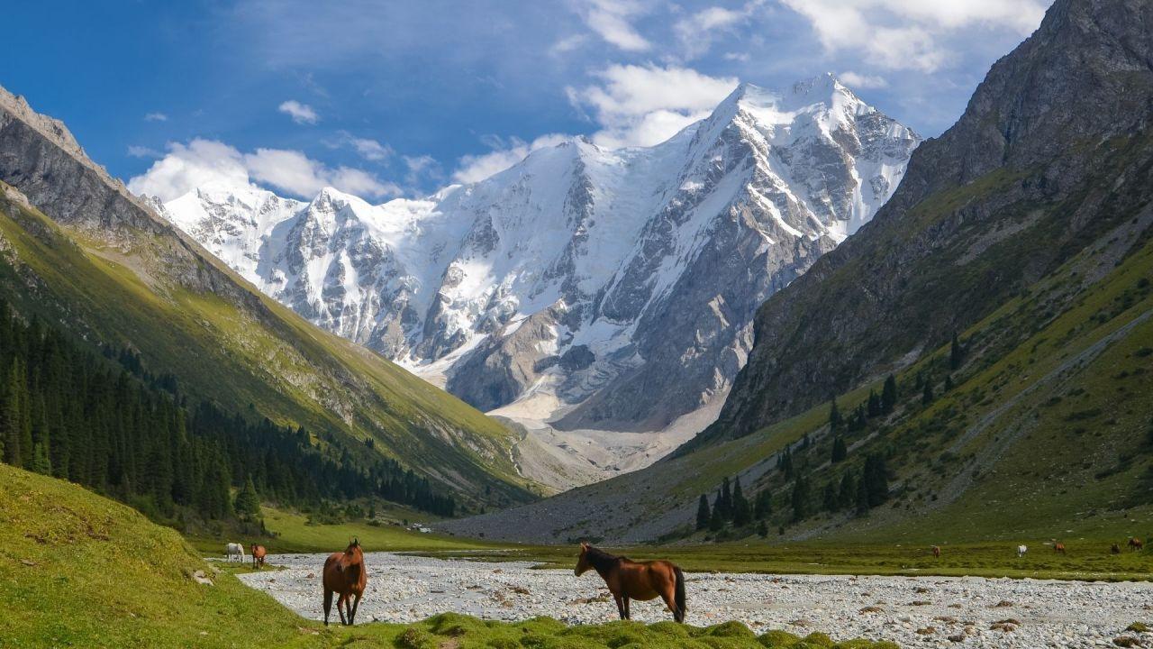 Orta Asya'nın İncisi Kırgızistan - Sayfa 1