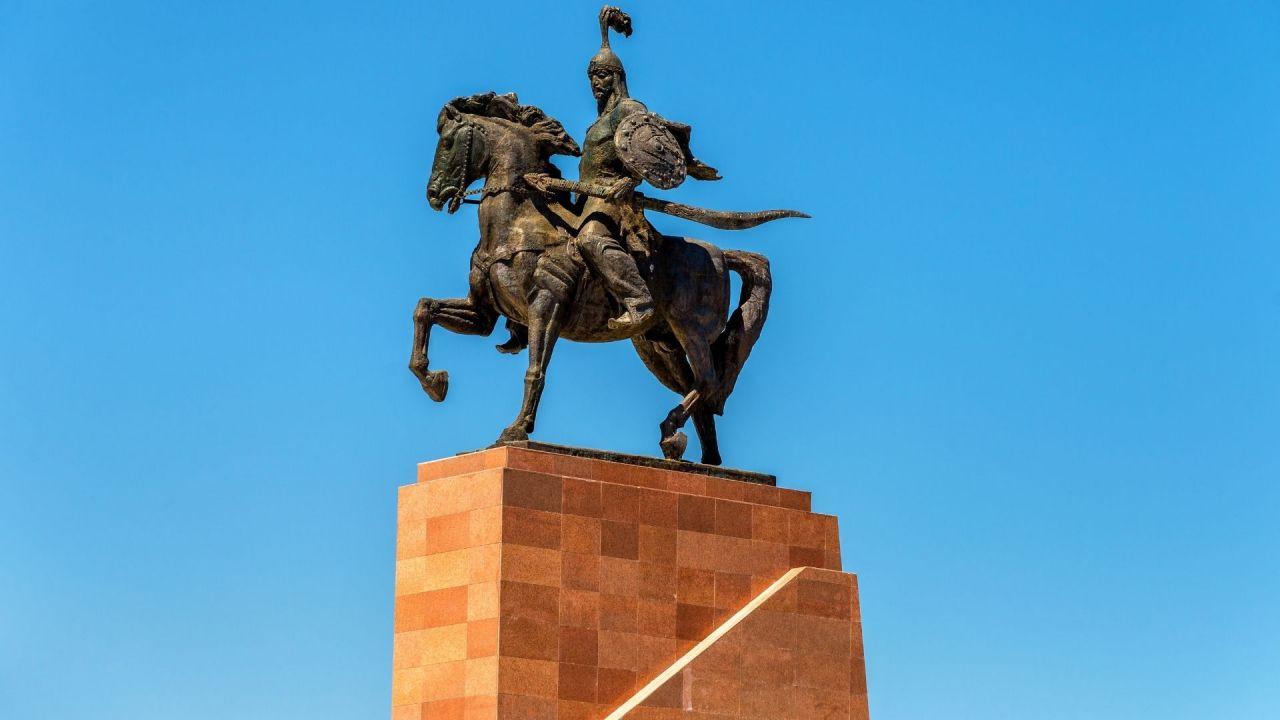 Orta Asya'nın İncisi Kırgızistan - Sayfa 3