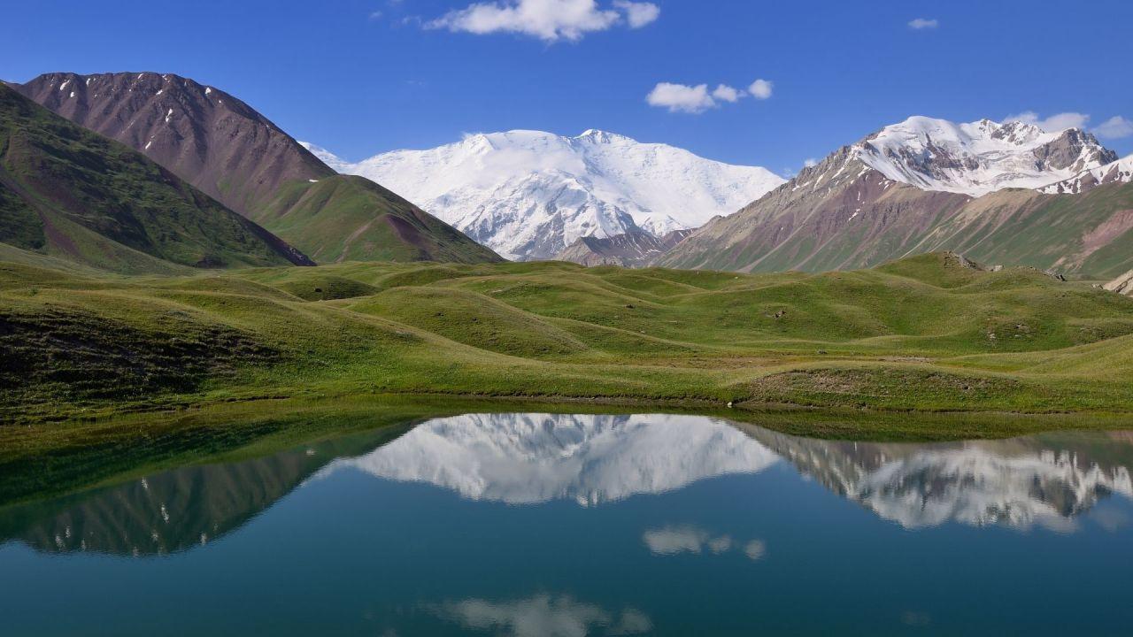 Orta Asya'nın İncisi Kırgızistan - Sayfa 4
