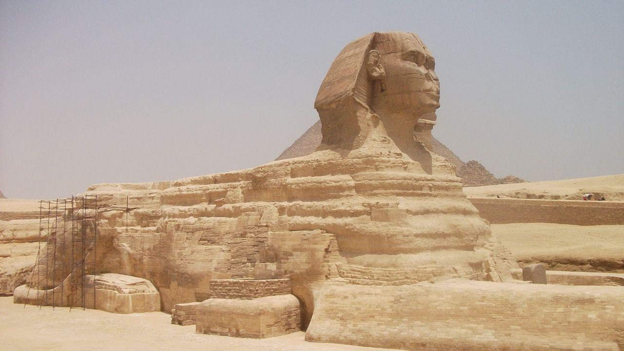 Sırlarla dolu yapı : Mısır Piramitleri - Sayfa 4