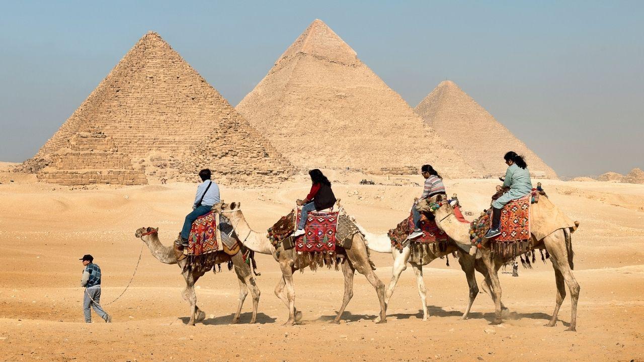 Sırlarla dolu yapı : Mısır Piramitleri - Sayfa 2