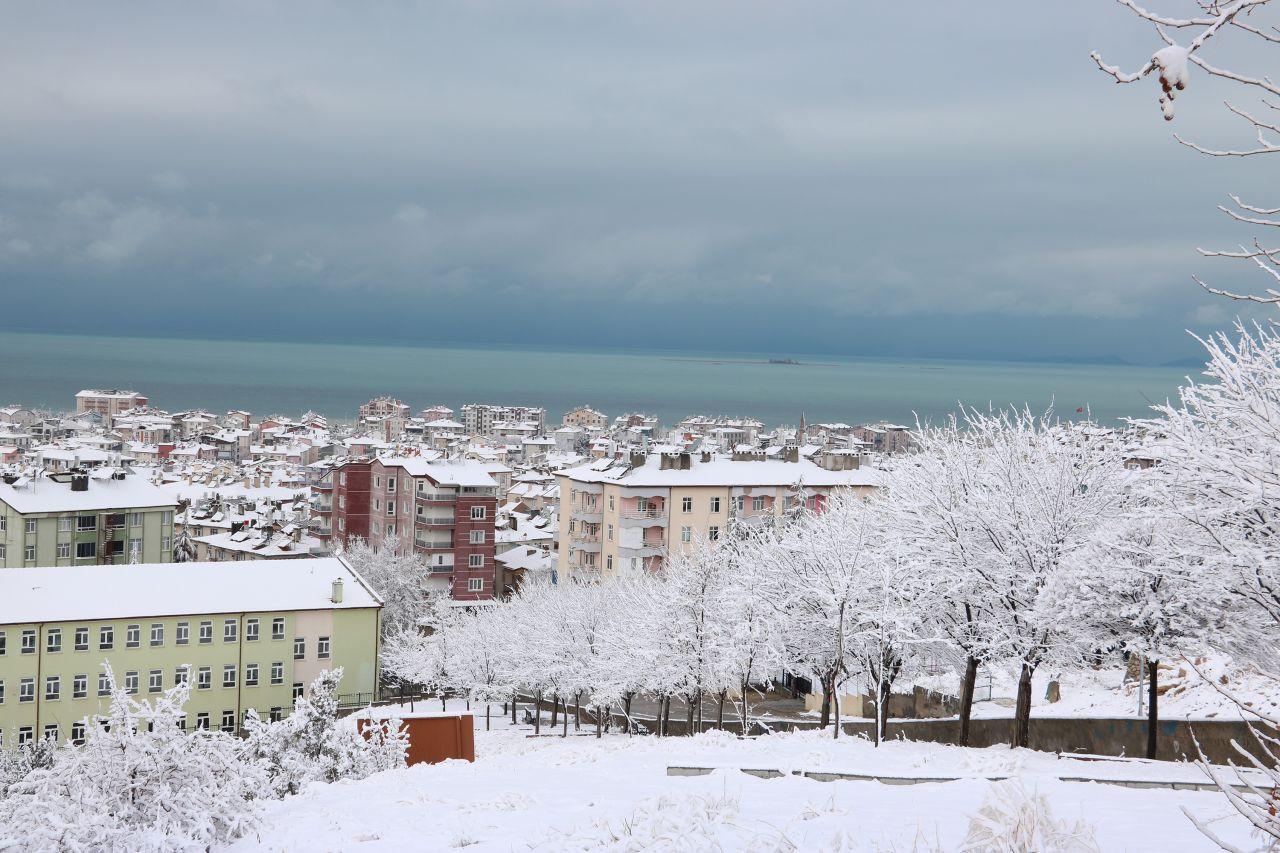 Konya'da mart karı güzelliği - Sayfa 1