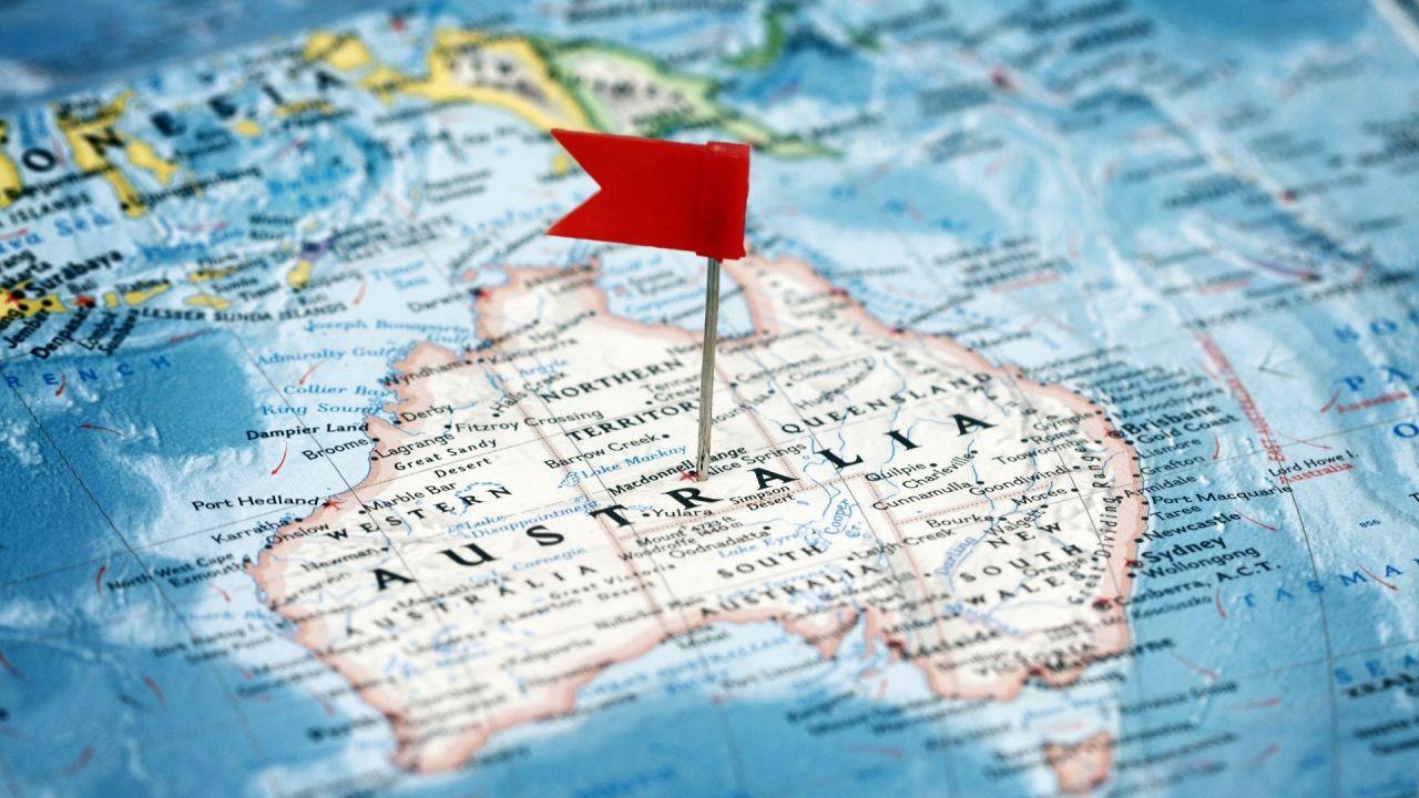 Koalalar ve kangurular diyarı: Avustralya - Sayfa 1