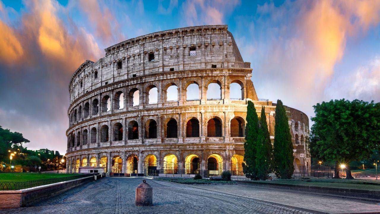 Roma'nın Dev Arenası: Kolezyum - Sayfa 2