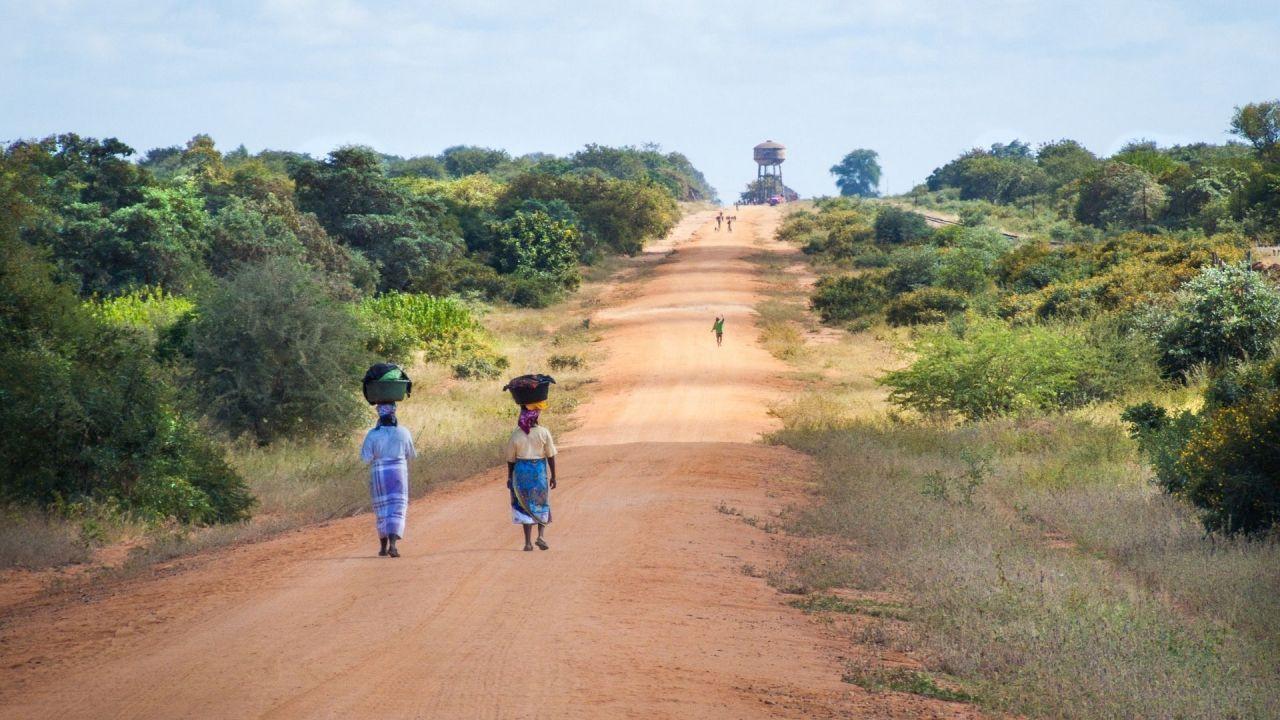 El değmemiş doğasıyla: Mozambik - Sayfa 3