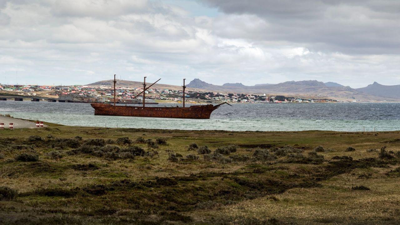 Muhteşem doğasıyla: Falkland Adaları - Sayfa 3