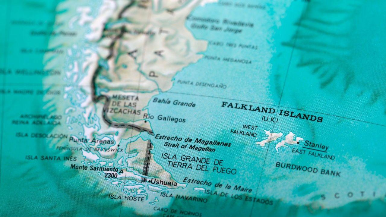 Muhteşem doğasıyla: Falkland Adaları - Sayfa 1