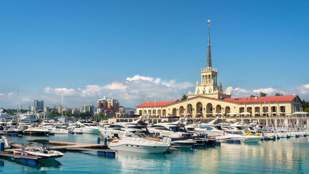 Rusya'nın Karadeniz incisi Soçi - Sayfa 2