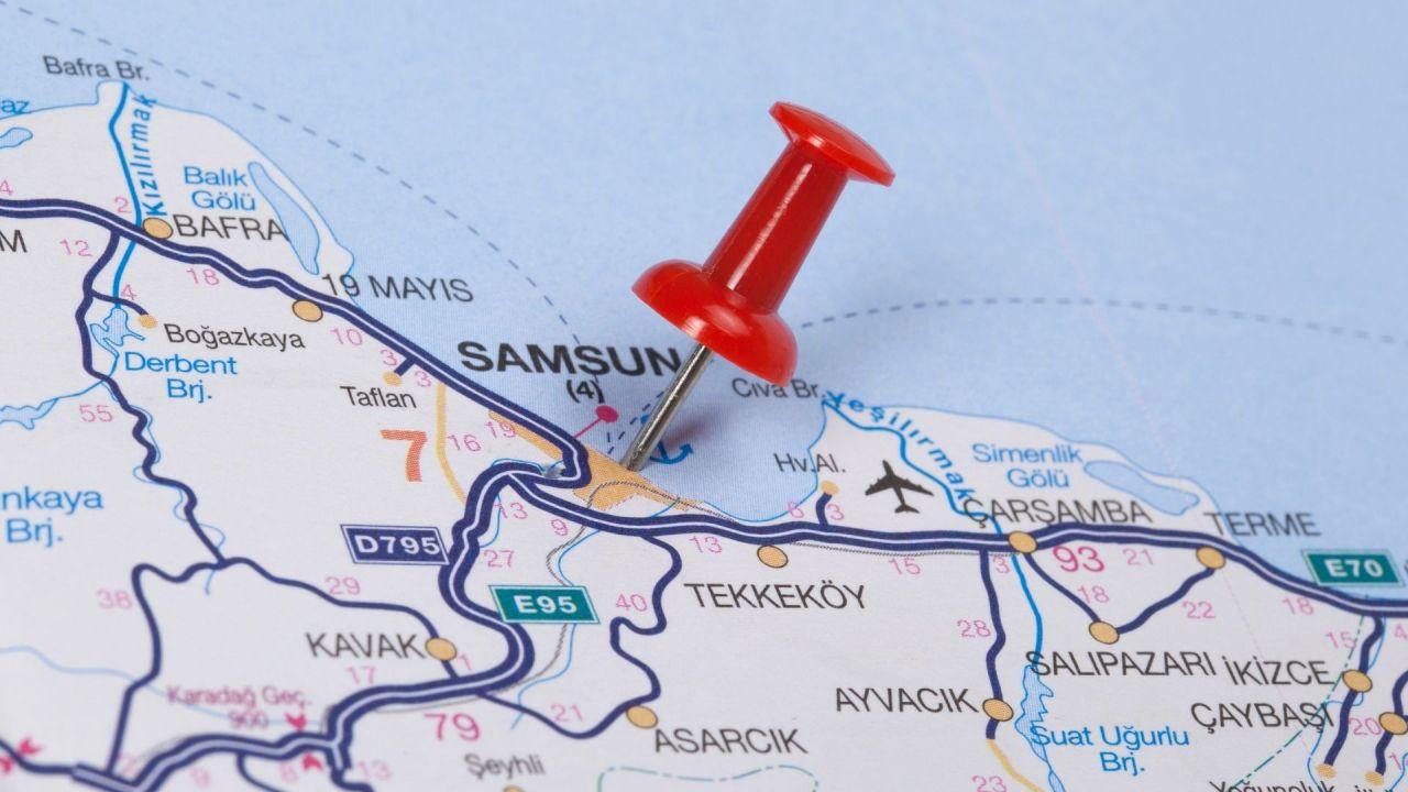 Orta Karadeniz'in en güzel şehri: Samsun - Sayfa 1