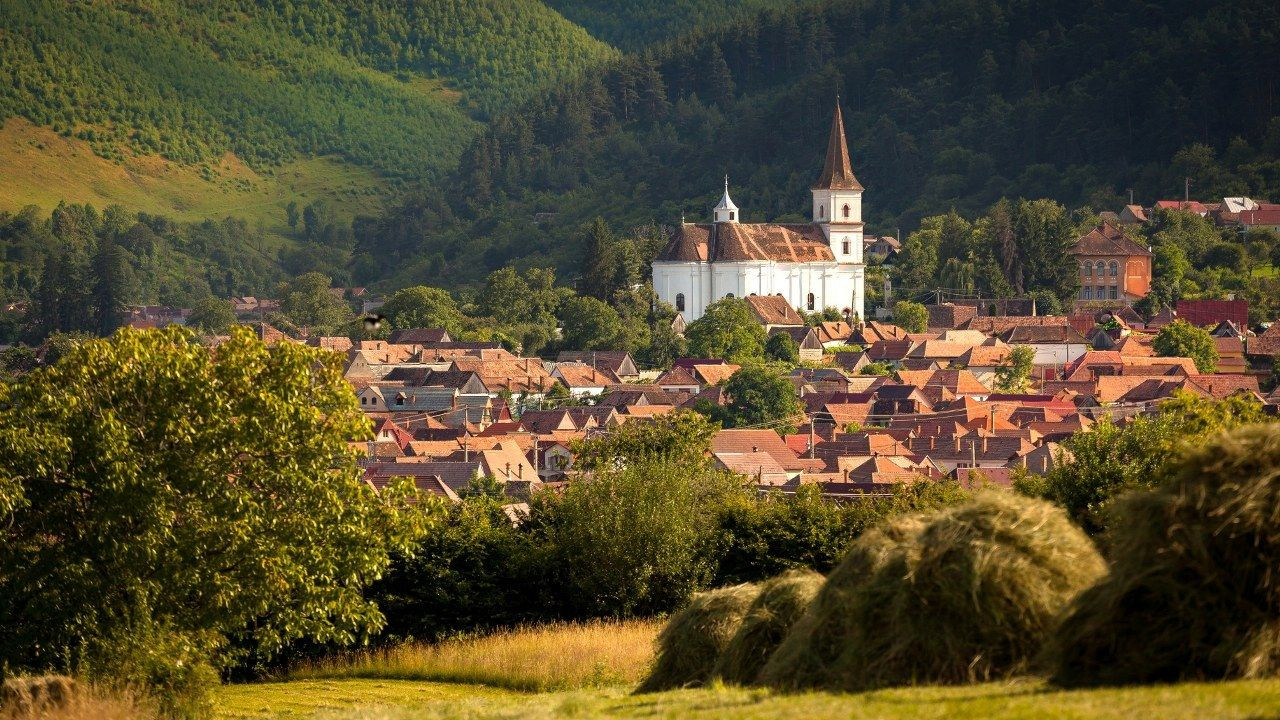 Efsanevi Dracula'nın memleketi: Transilvanya - Sayfa 1