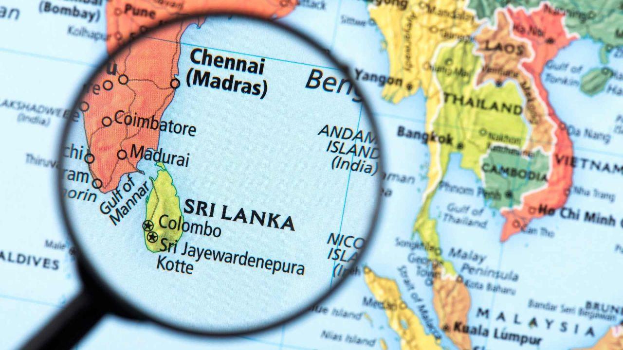 Eşsiz güzelliğiyle: Sri Lanka - Sayfa 1