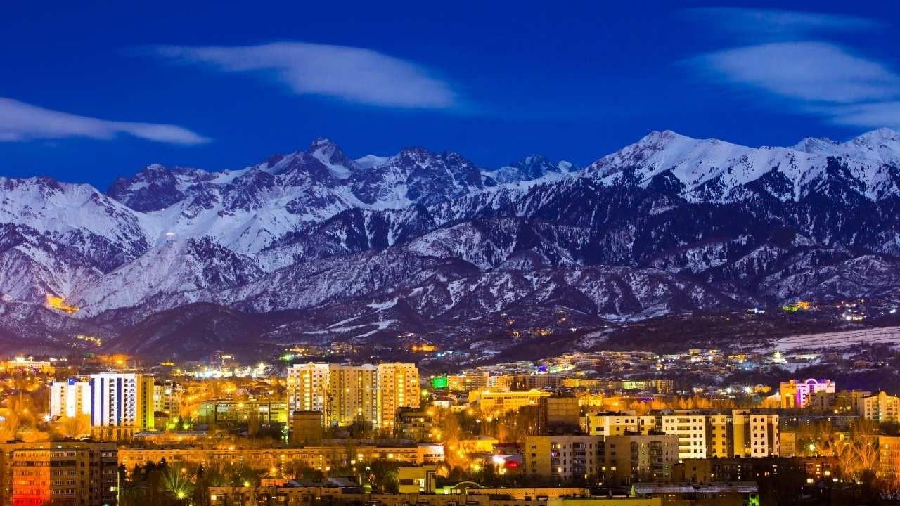 Yaşayan şehir: Almatı - Sayfa 1