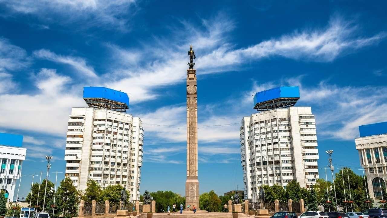 Yaşayan şehir: Almatı - Sayfa 3