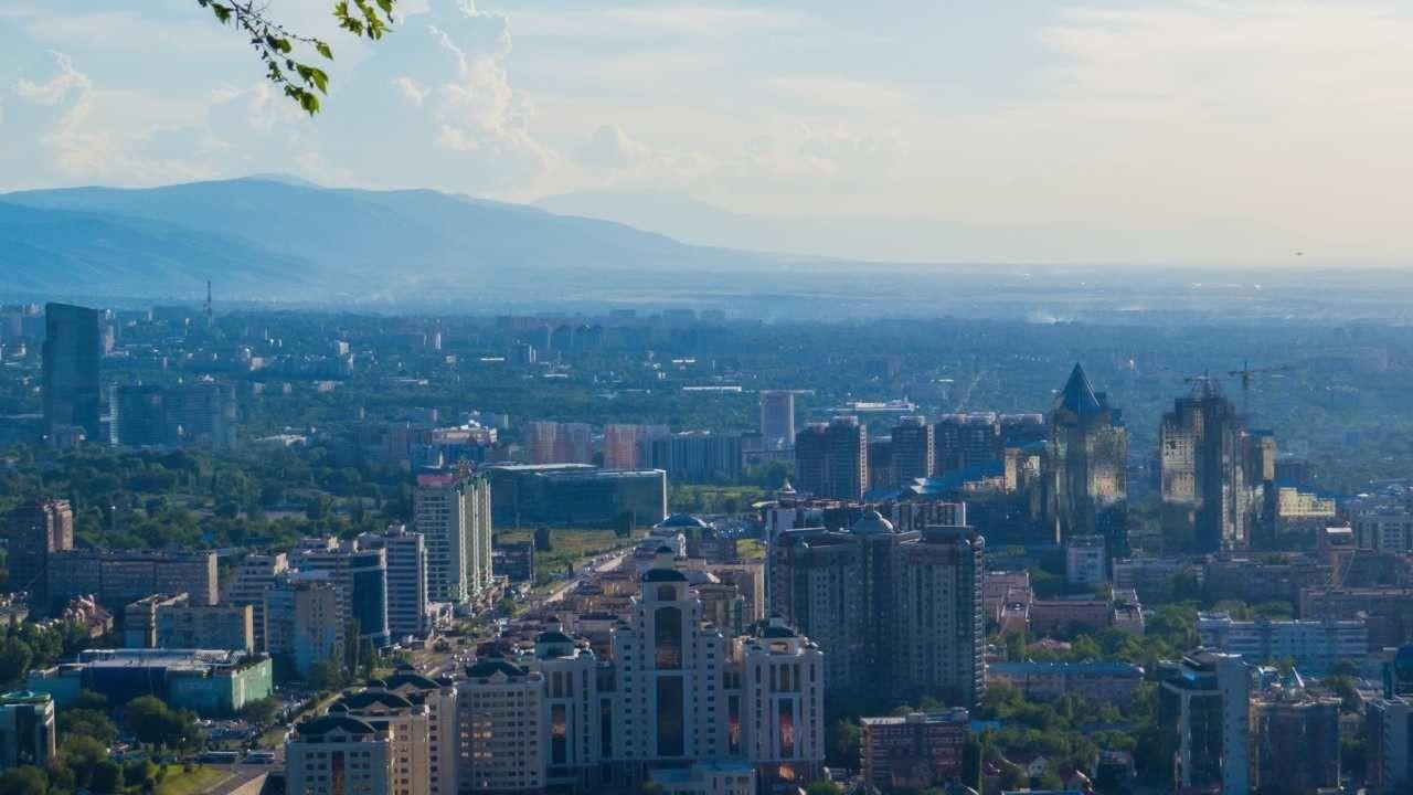 Yaşayan şehir: Almatı - Sayfa 4