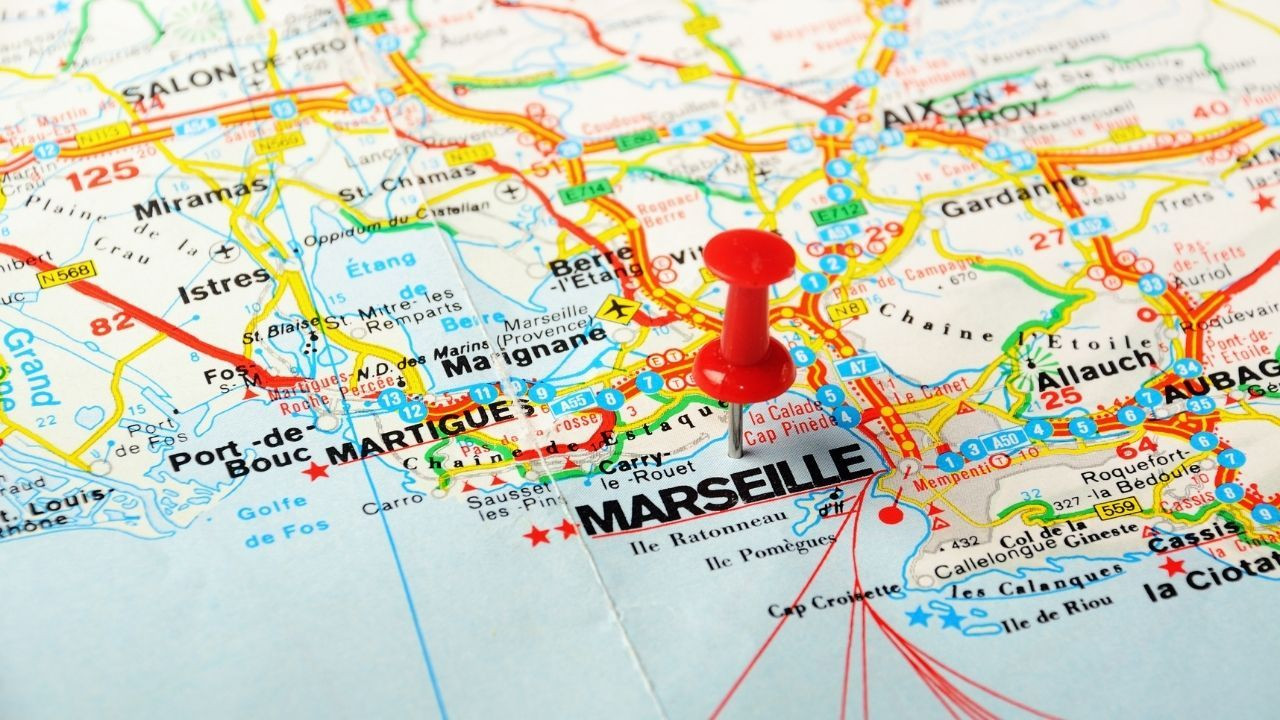 Fransa'nın Bohem ruhuyla: Marsilya - Sayfa 1