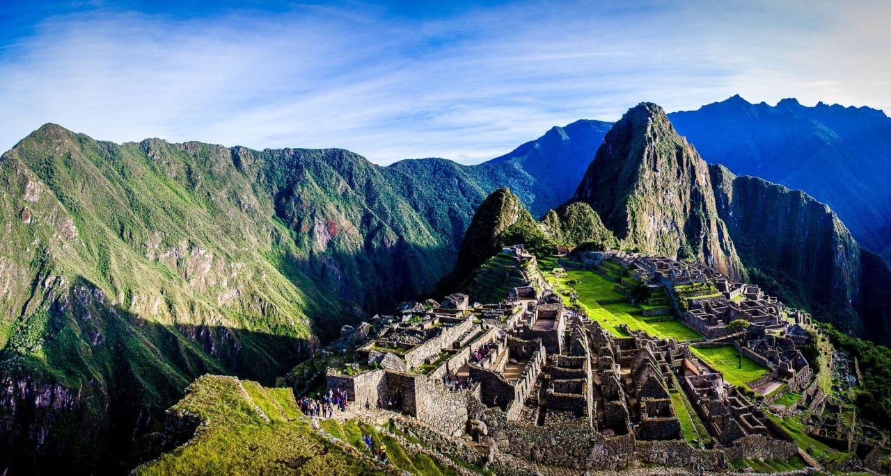 Dünyanın Yedi Harikası'ndan biri: Machu Picchu - Sayfa 1