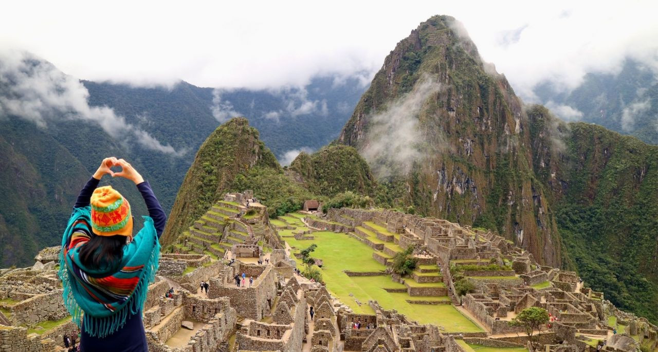 Dünyanın Yedi Harikası'ndan biri: Machu Picchu - Sayfa 2