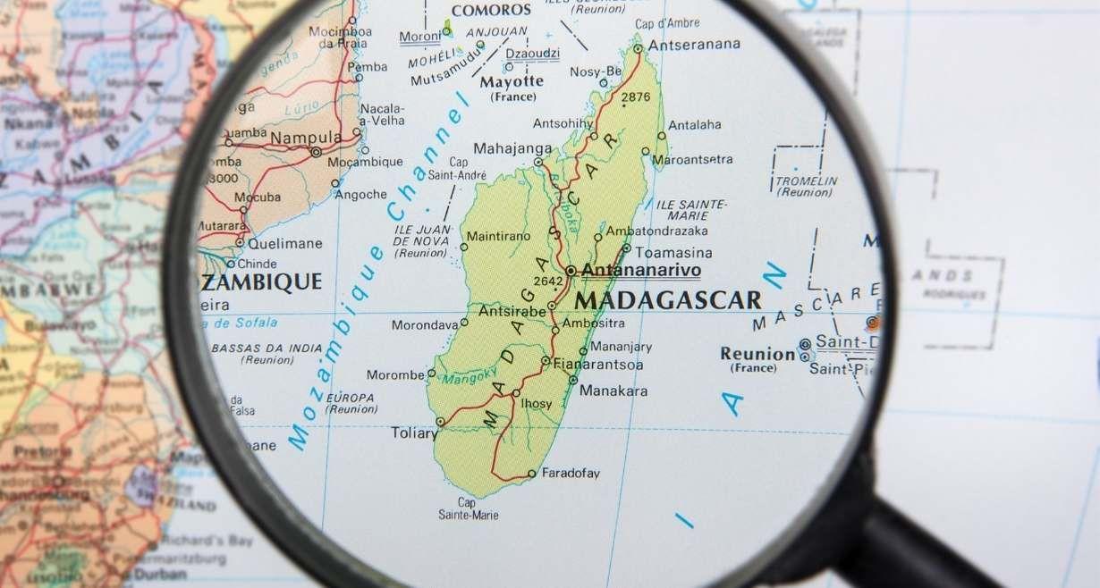 Dünyanın en renkli ülkesi: Madagaskar - Sayfa 1