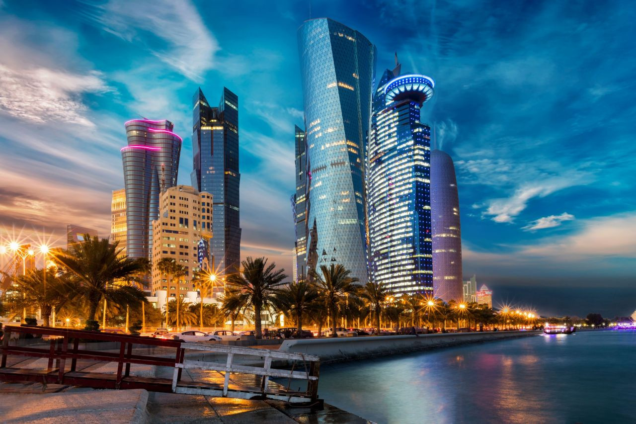 Çölün Ortasında Bir İnci: Katar - Sayfa 2