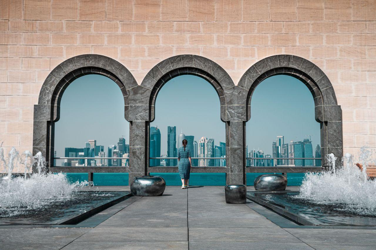 Çölün Ortasında Bir İnci: Katar - Sayfa 3
