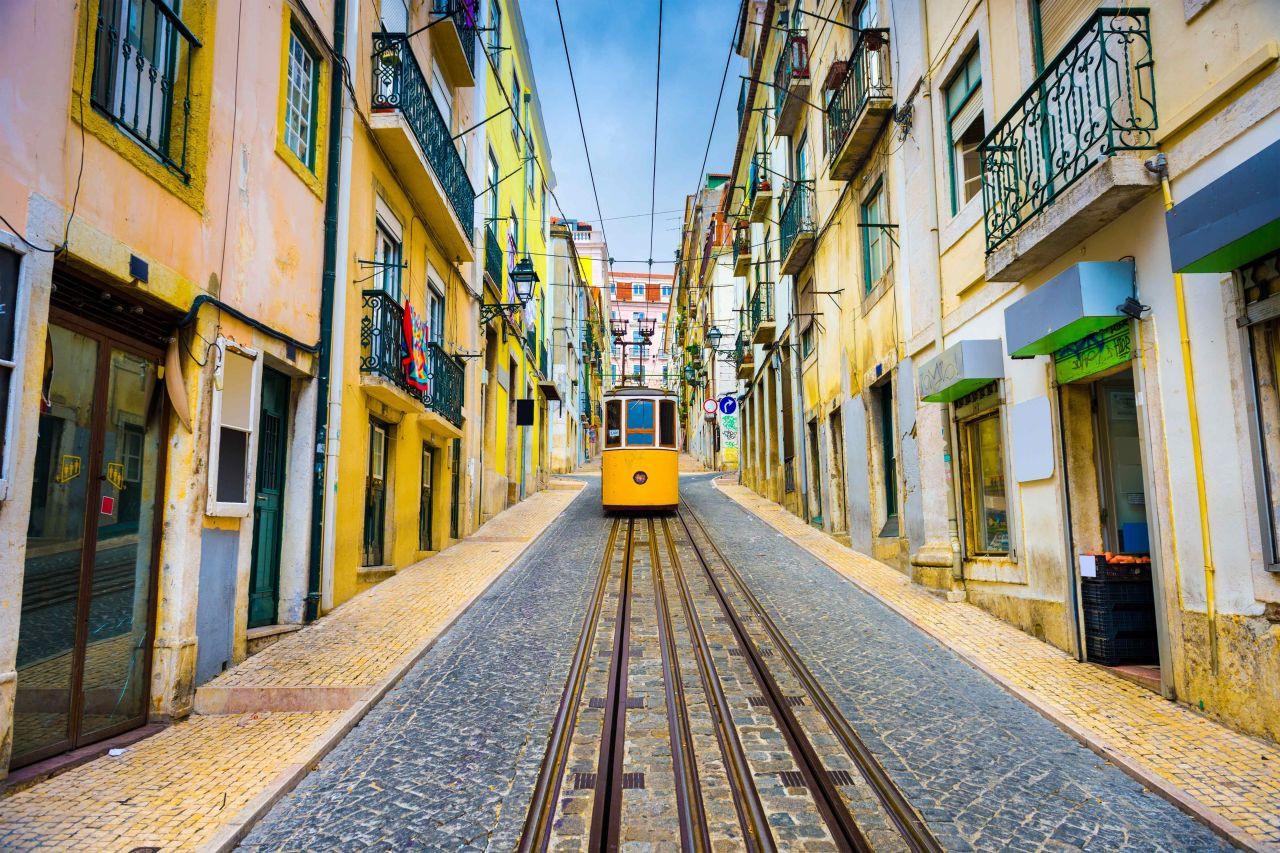 Batı Avrupa'nın renkli şehri: Lizbon - Sayfa 2