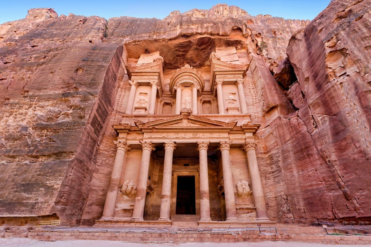 Ürdün'ün kayıp kenti: Petra - Sayfa 1