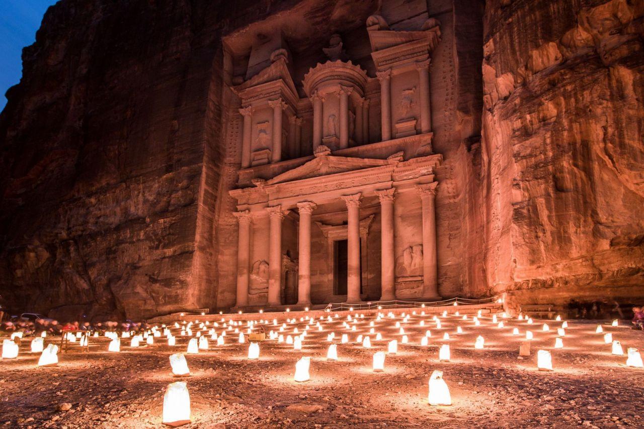 Ürdün'ün kayıp kenti: Petra - Sayfa 2