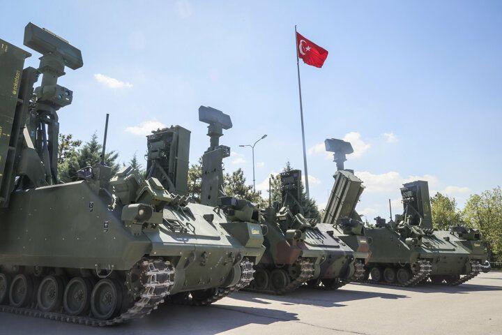 İşte Türkiye'nin ilk yerli hava savunma sistemi - Sayfa 1