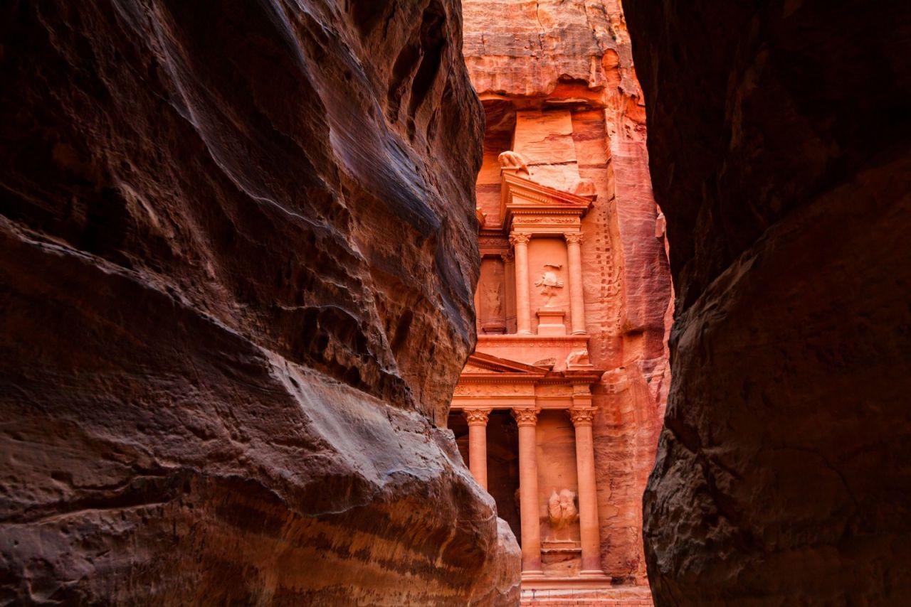 Ürdün'ün kayıp kenti: Petra - Sayfa 3