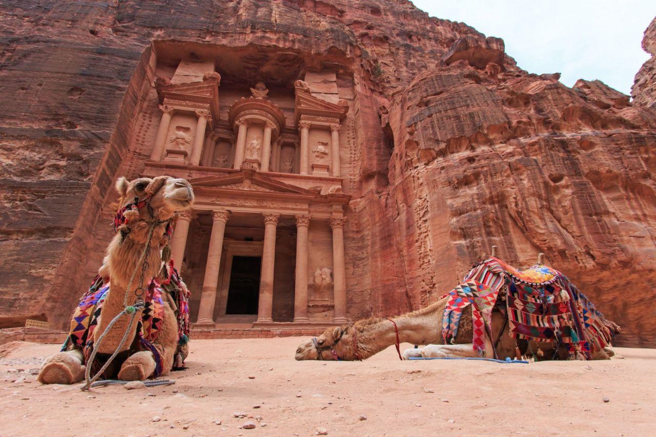 Ürdün'ün kayıp kenti: Petra - Sayfa 4