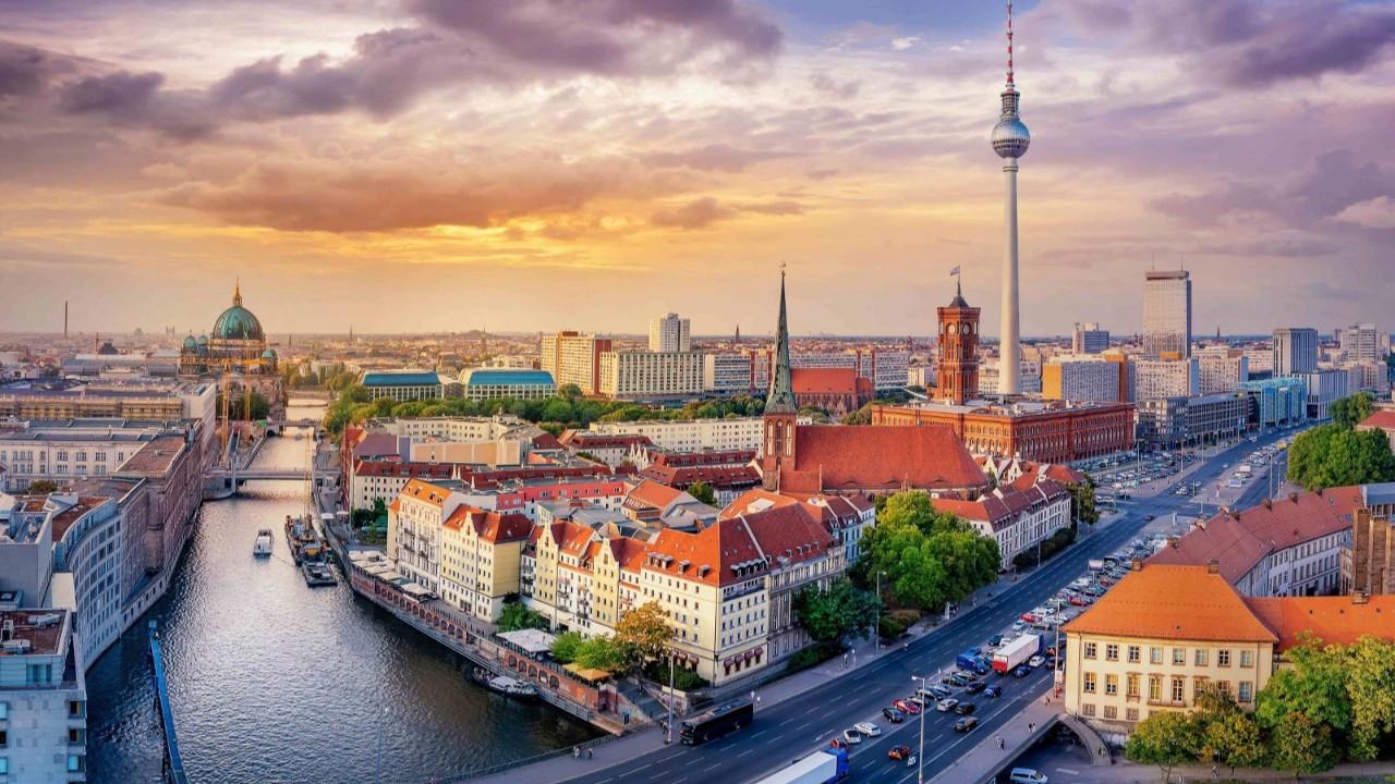 Avrupa'nın en modern şehri: Berlin
