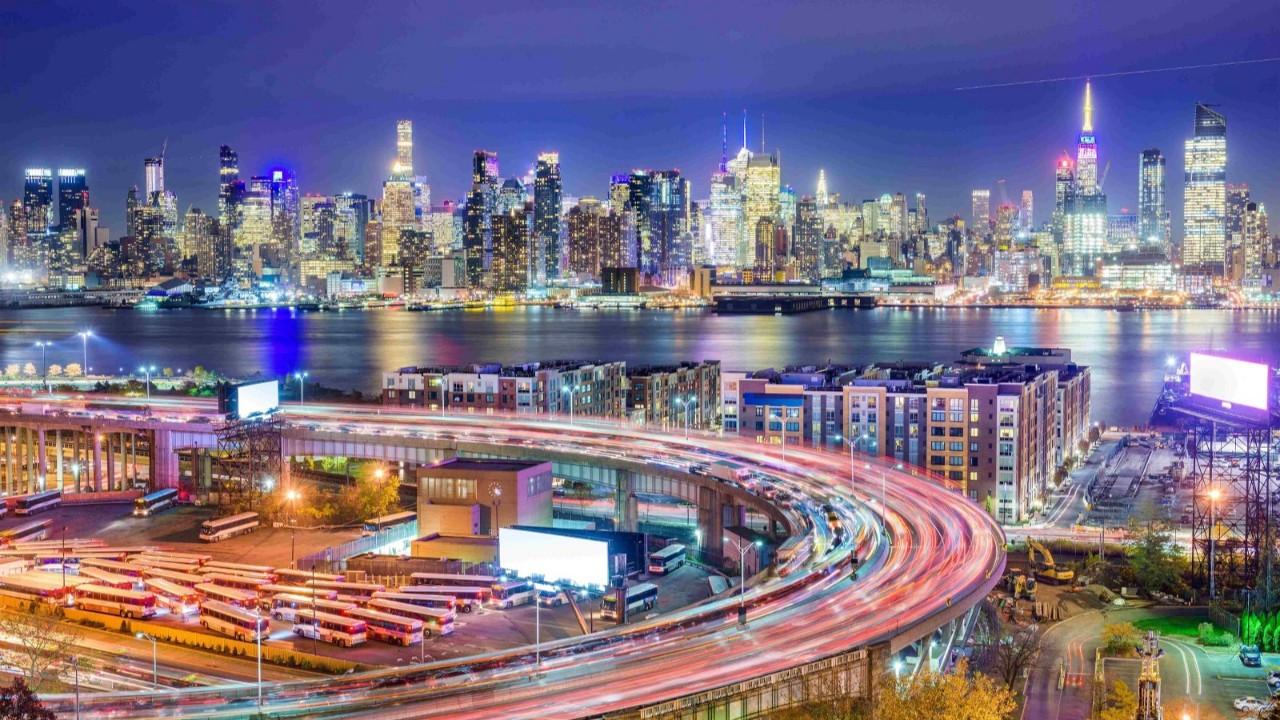 Uyumayan şehir: New York