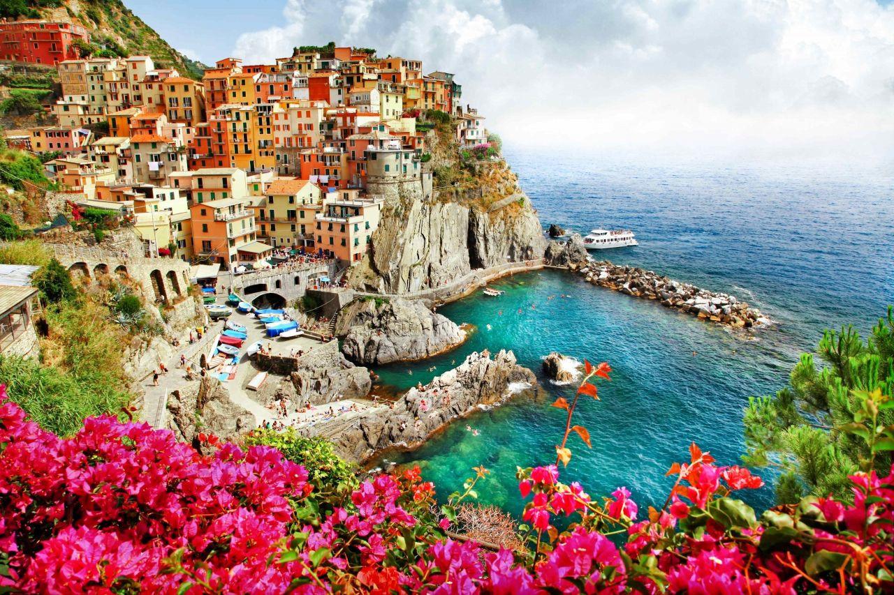 İtalya'nın Masalsı Bölgesi Cinque Terre - Sayfa 1
