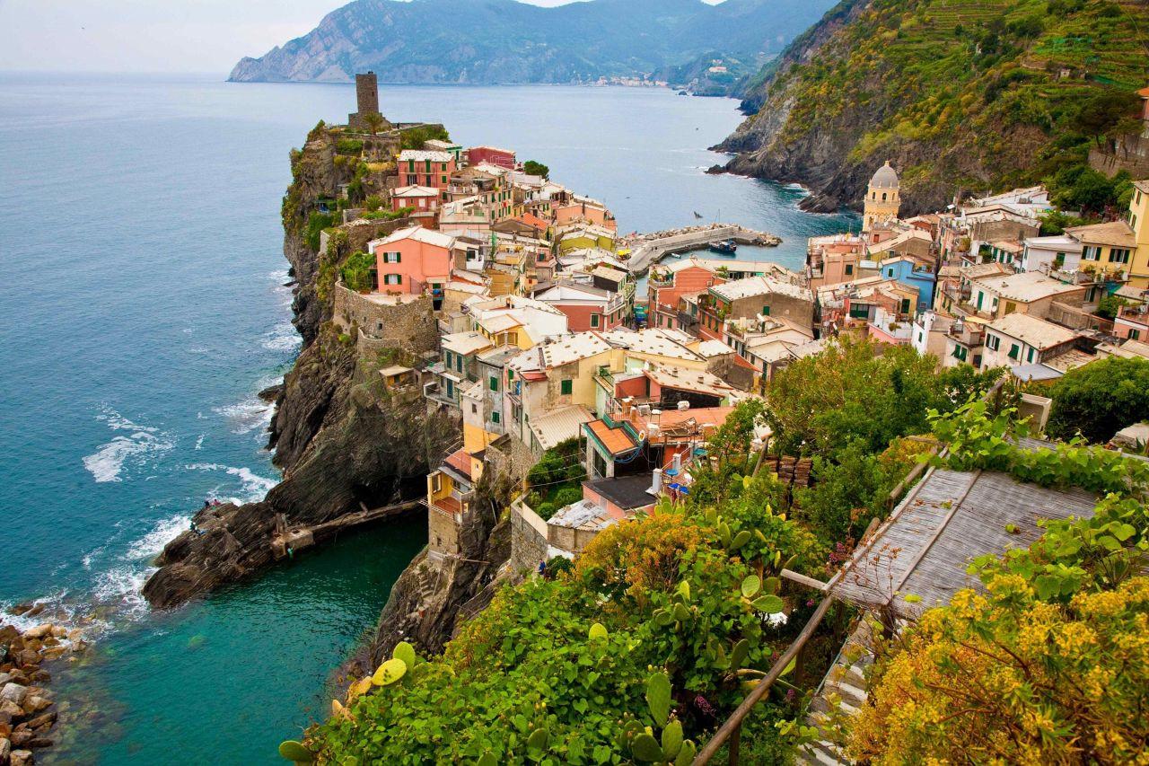 İtalya'nın Masalsı Bölgesi Cinque Terre - Sayfa 2