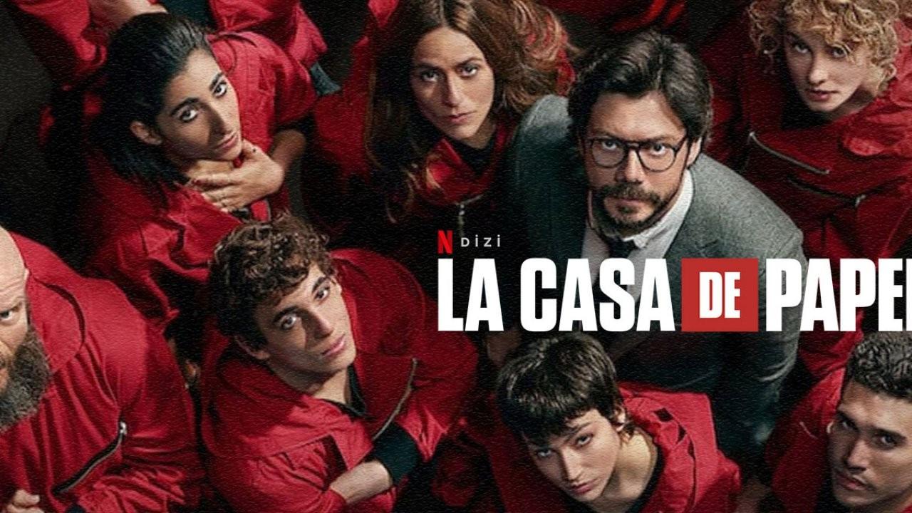 Merakla beklenen La Casa De Papel 5. sezondan ilk görsel geldi