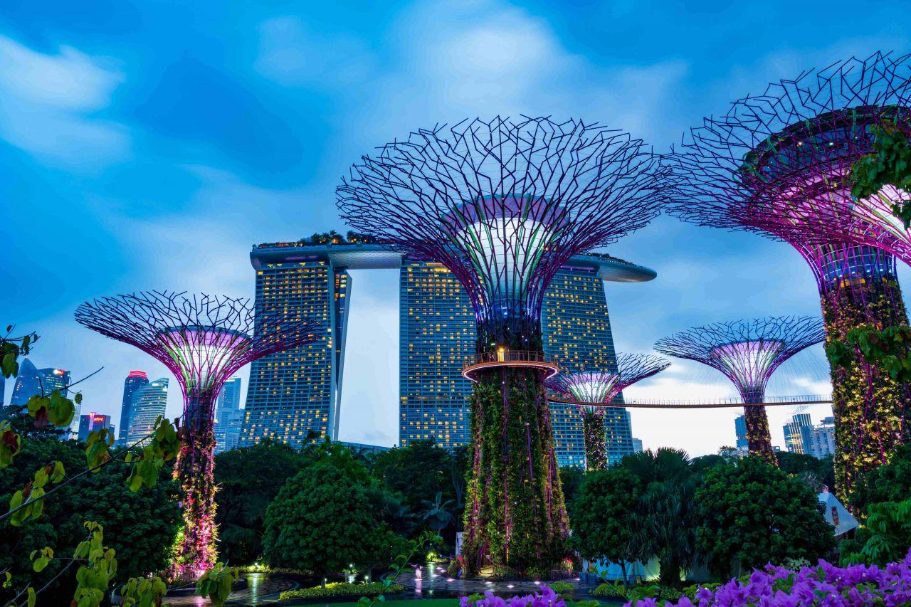 Singapur'un Masalsı Botanik Bahçeleri: Gardens By The Bay - Sayfa 4