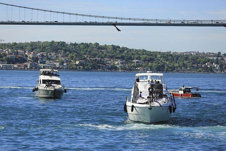 İstanbul Boğazı siyah beyaz! - Sayfa 4