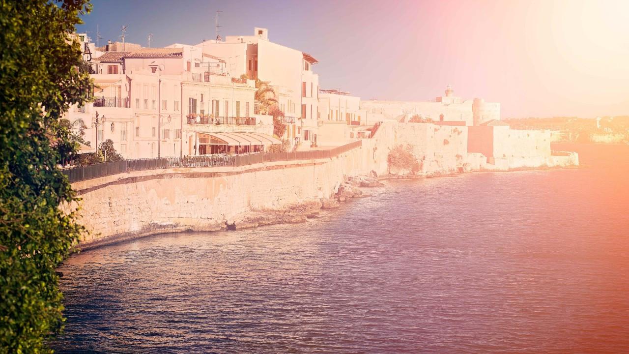 Akdeniz'in Tarihi Dokusu : Ortygia Adası