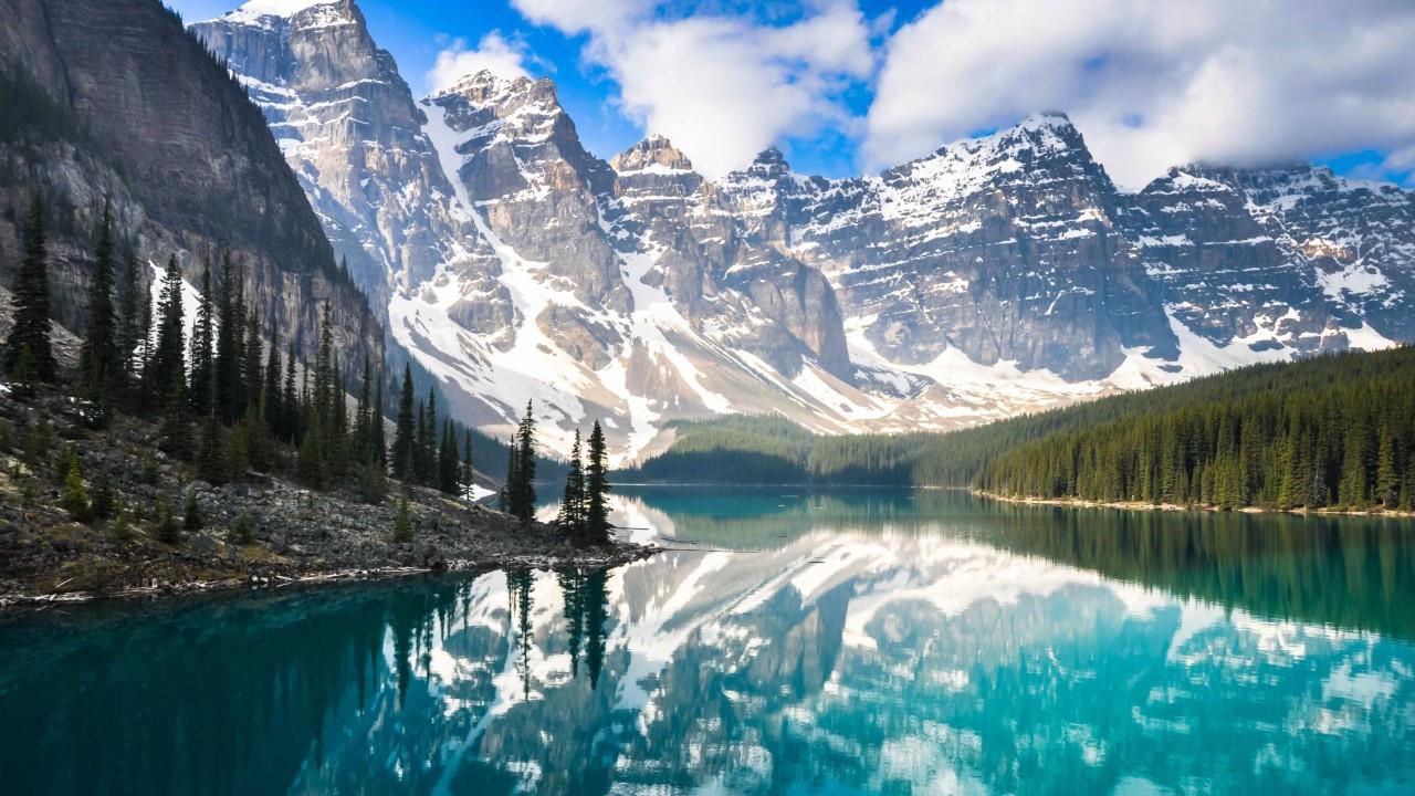 Kuzey Amerika'nın Cennet Bölgesi Alberta