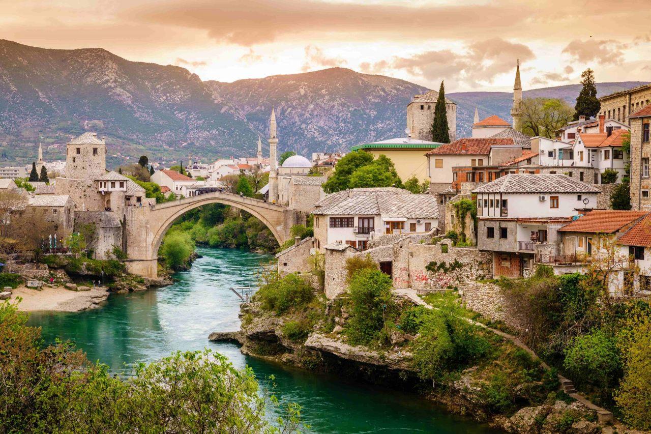 Mostar: Tarihi Ve Güzelliğiyle Büyüleyen Kent - Sayfa 1