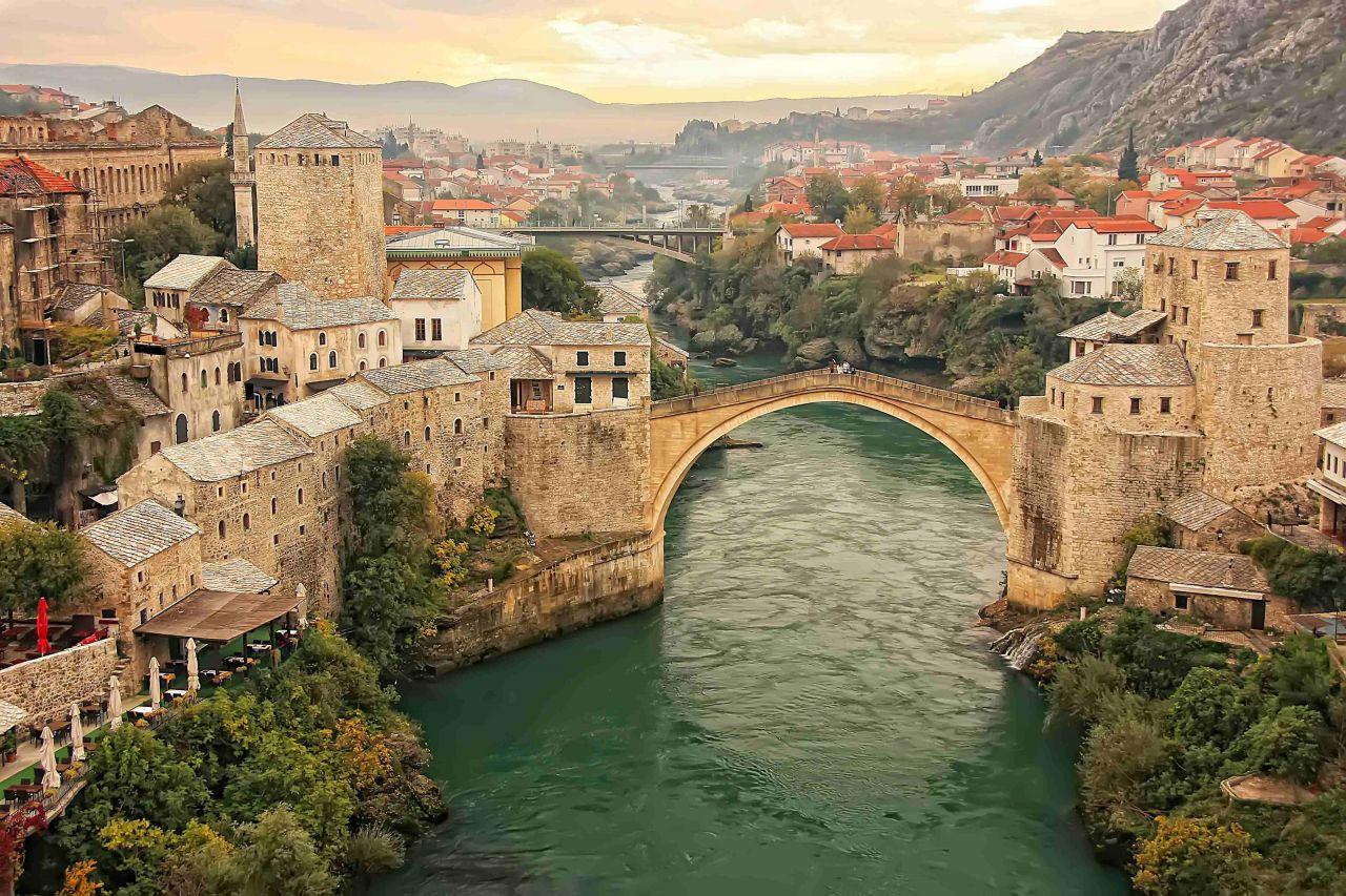 Mostar: Tarihi Ve Güzelliğiyle Büyüleyen Kent - Sayfa 2