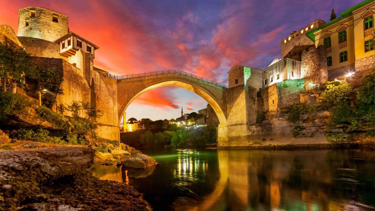 Mostar: Tarihi Ve Güzelliğiyle Büyüleyen Kent