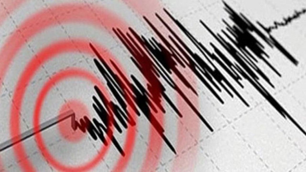 Van'da 3.5 büyüklüğünde deprem