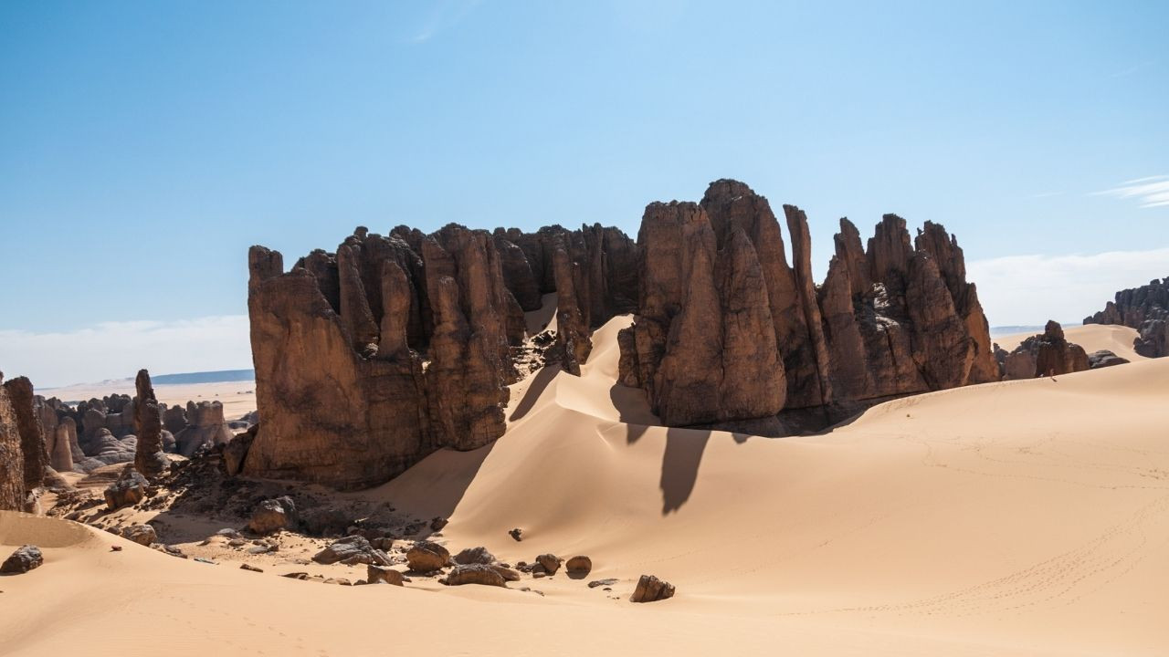 Sahra Çölü'nün Büyüleyici Ahaggar Dağları - Sayfa 2