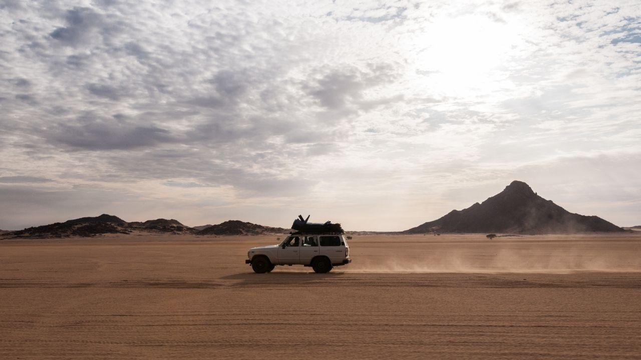 Sahra Çölü'nün Büyüleyici Ahaggar Dağları - Sayfa 4