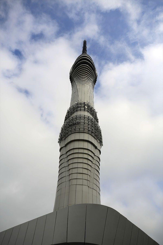 Çamlıca Kulesi bugün açılıyor - Sayfa 1
