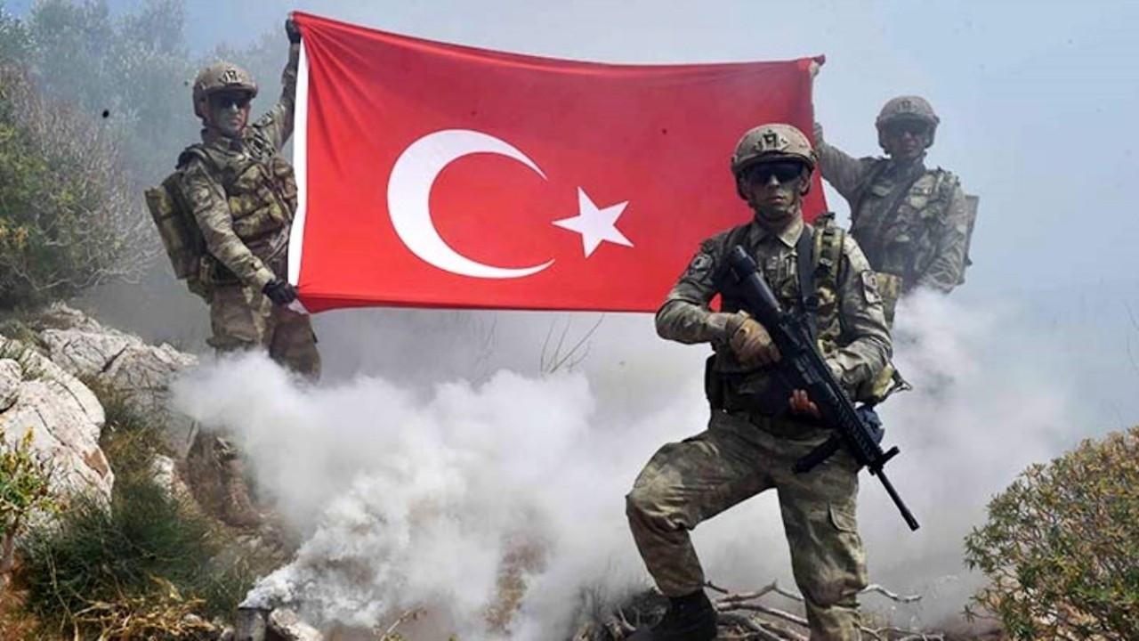 Milli Savunma Bakanlığı (MSB) terörle mücadele karnesini açıkladı