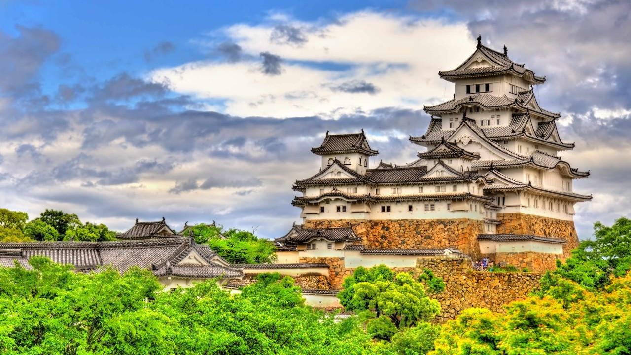 Japonya'nın Muhteşem Kalesi: Himeji