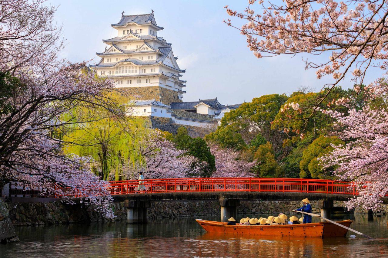 Japonya'nın Muhteşem Kalesi: Himeji - Sayfa 1