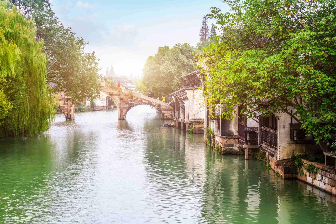 Çin'in Büyüleyici  Su Kasabası Wuzhen - Sayfa 3